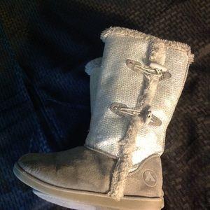 Girls Airwalk boots